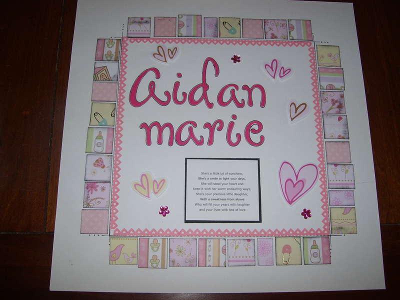 Aidan Marie