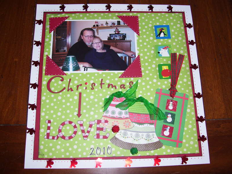 Christmas love  2010
