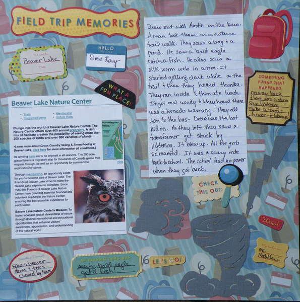 Field Trip Memories