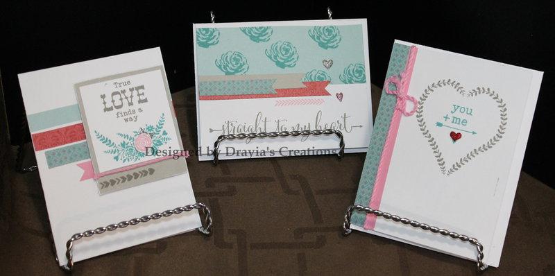 CTMH WOTG Heartstrings Cardmaking Kit