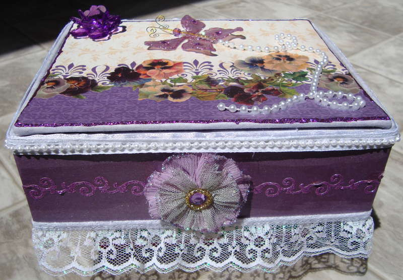 Note Card Box