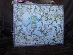 Secret Garden Shadow Box
