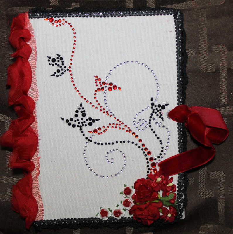 Altered Canvas Journal 2