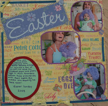 Easter Page 1