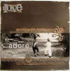 Adore - TCR #2