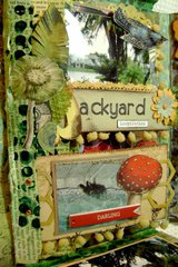 Folio Garden Junk Journal