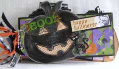 Halloween Boo Album