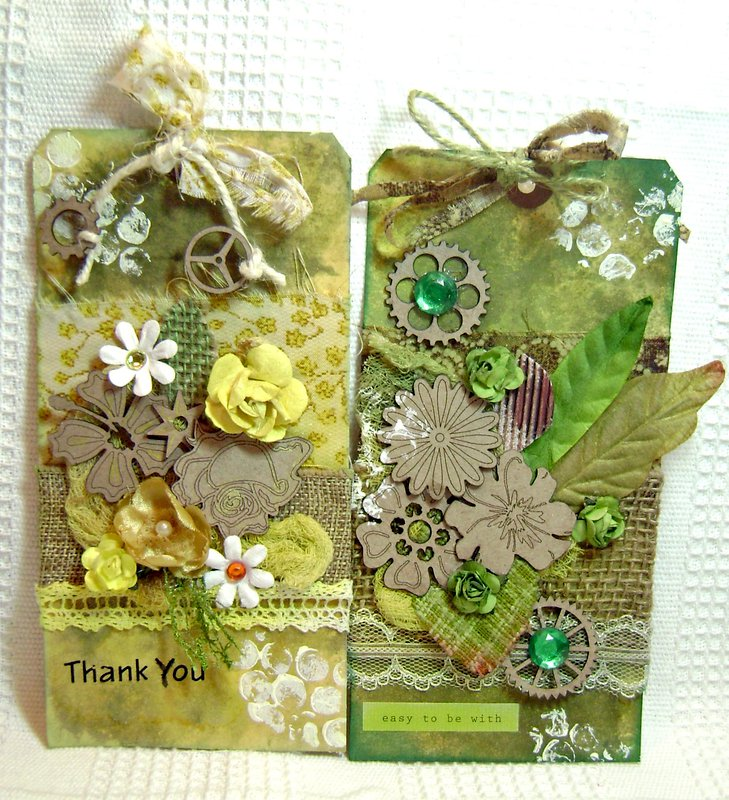 Naked Chipboard Sentiment Tags