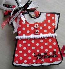 Minnie Mouse Dress Album