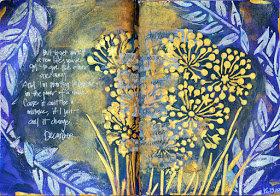 December - Art Journal