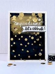 �Congratulations� Card