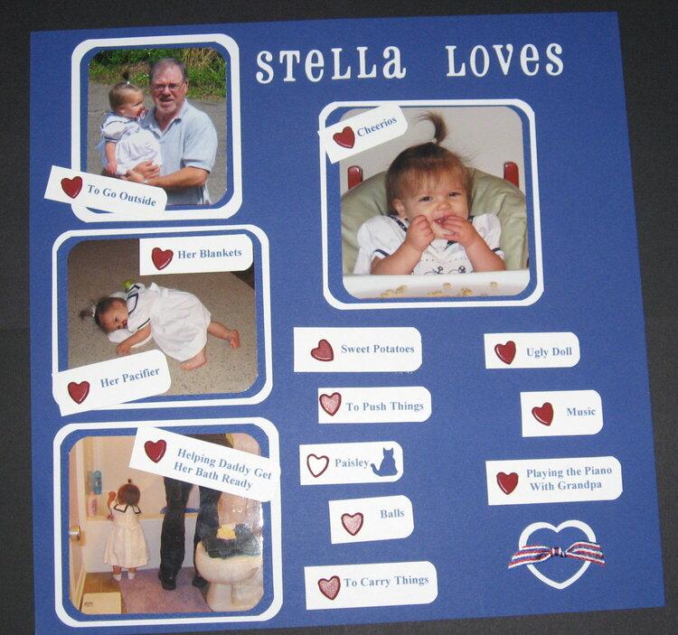 Stella Loves
