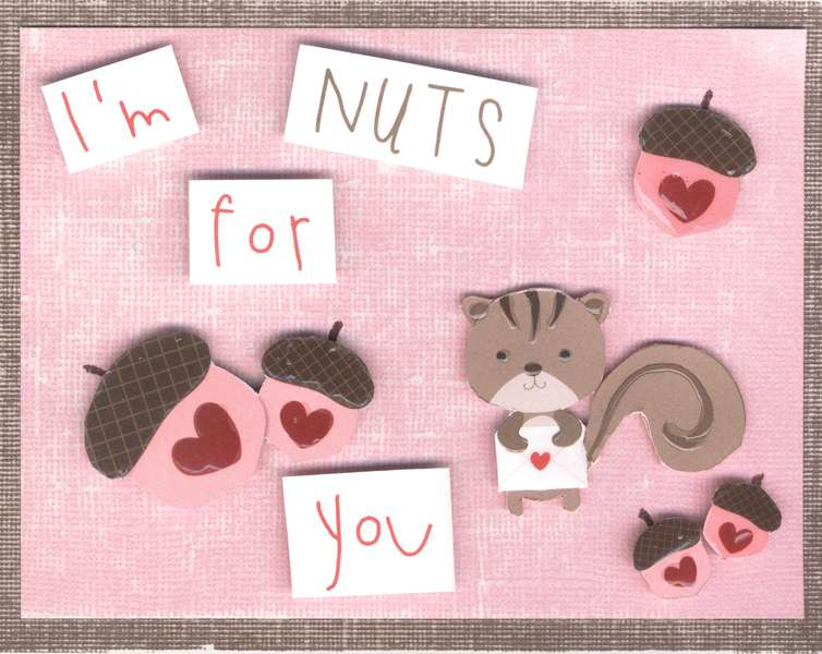 I'm nuts for you