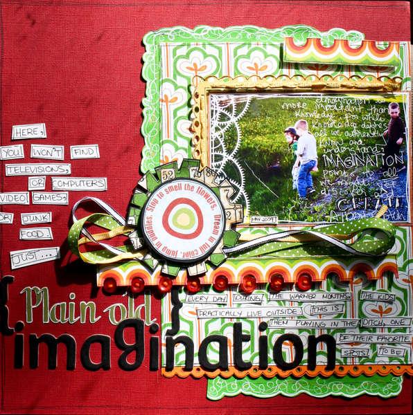 plain old Imagination