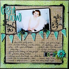 Right now, you: *March ScrapMuse*