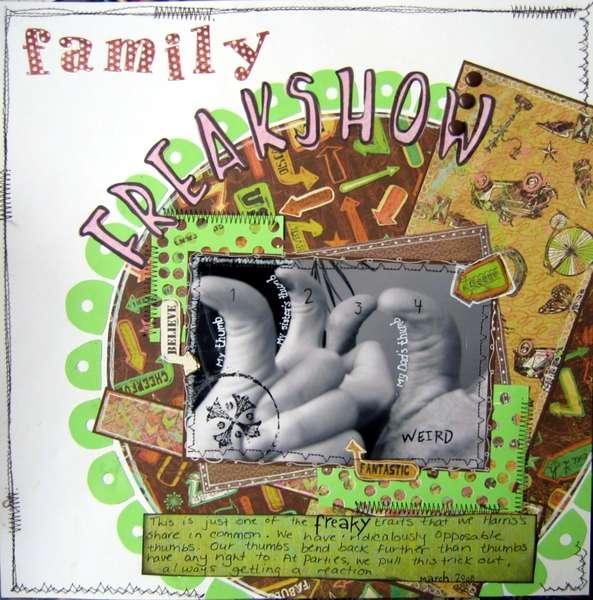 Family Freakshow