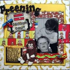 Preening = Monkey Love