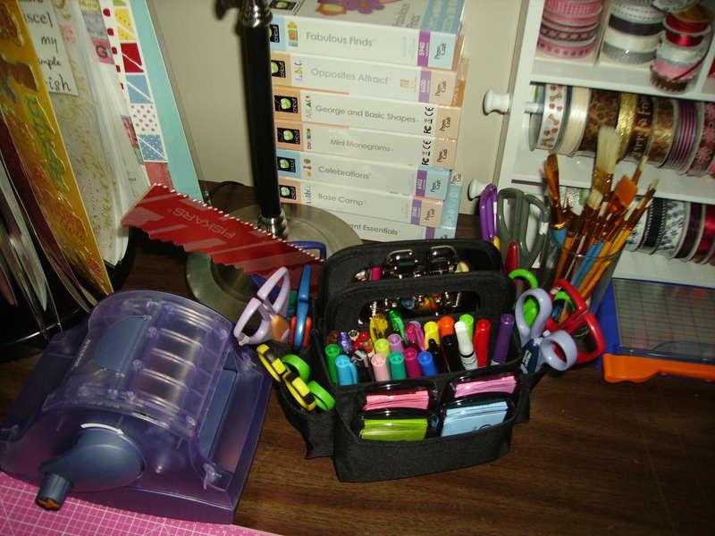 Mini Me! Little organizer!