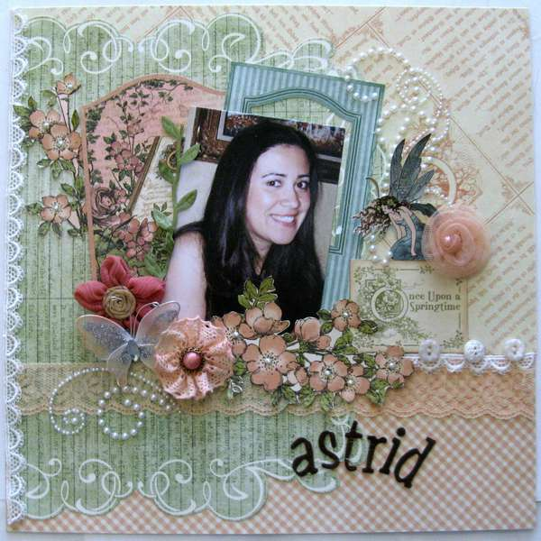Astrid *My Creative Scrapbook*