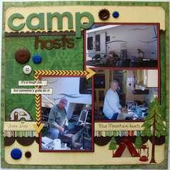 Camp Hosts...