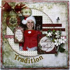 Tradition *My Creative Scrapbook*