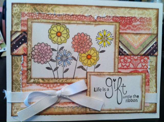 NSBD 2012 Snail Mail Challenge