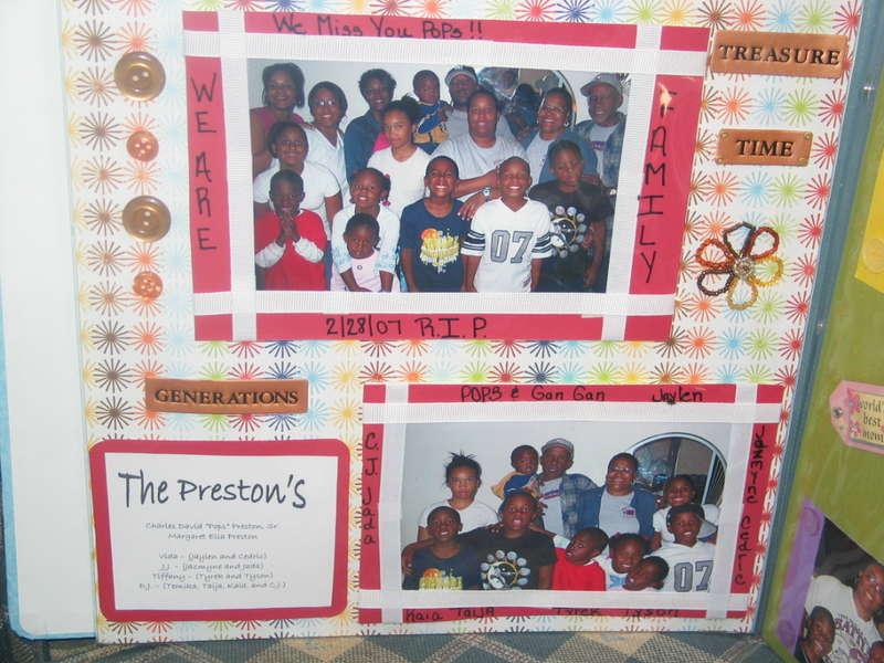The Preston's
