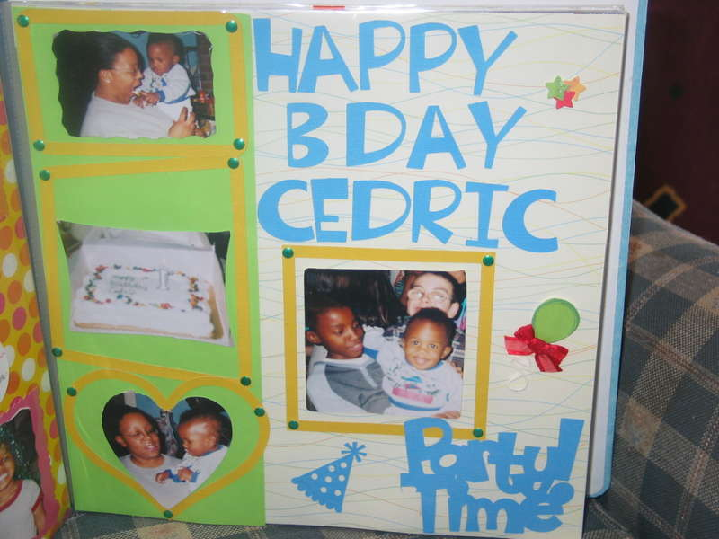 Happy Birthday Cedric