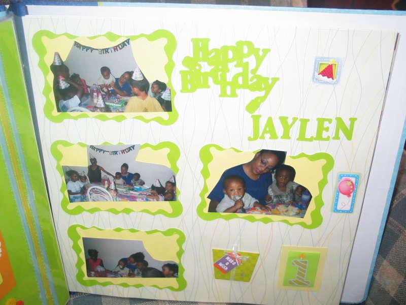 Happy Birthday Jaylen