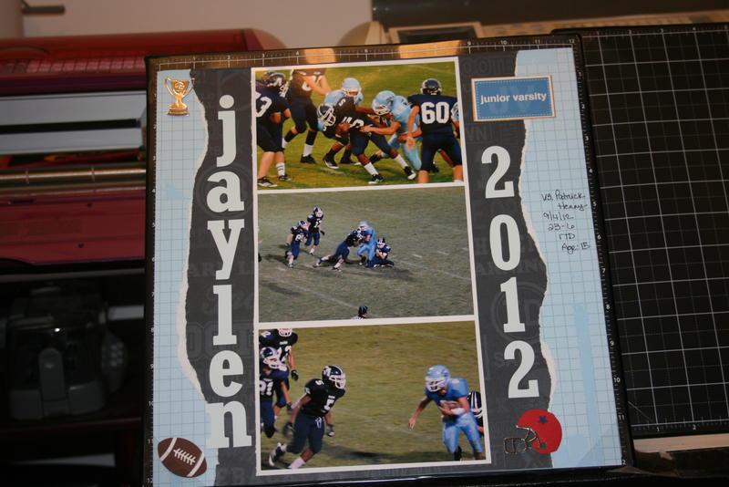 JV Football 2012