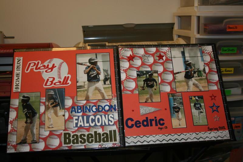 Falcons Travel Baseball 2012