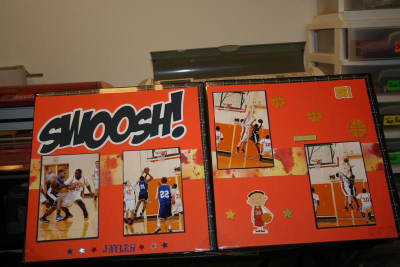 Swoosh - JV Basketball