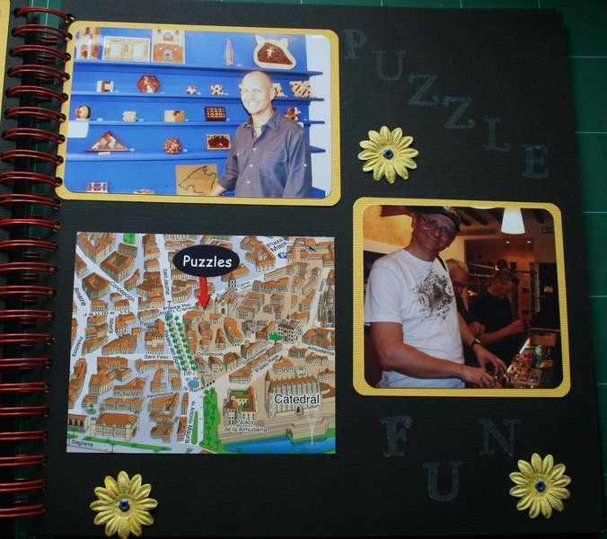Mallorca 2009 Puzzles