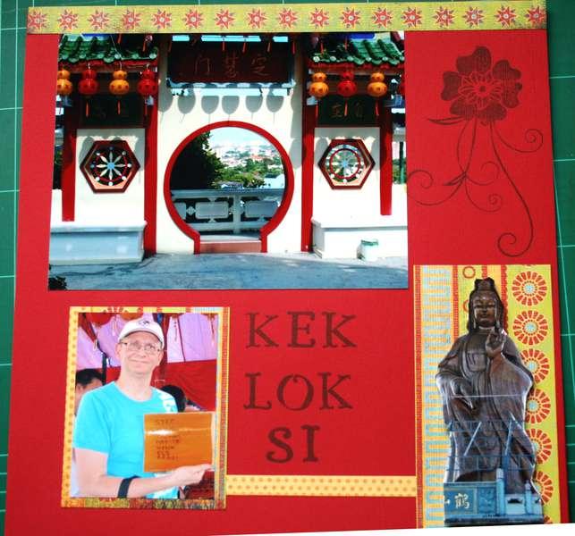 Kek Lok Si Temple left side