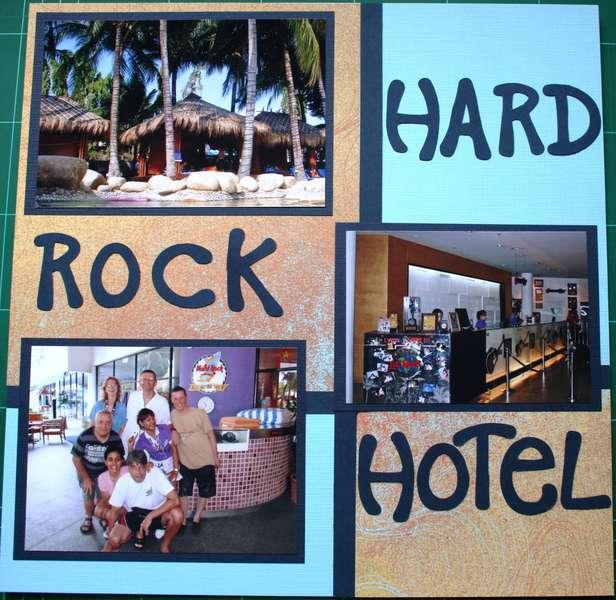Hard Rock Hotel Pattaya left page