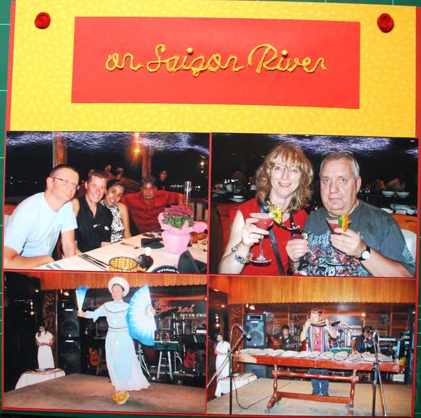 Diner Cruise on Saigon River 2