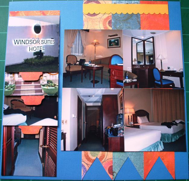 Windsor Suites Hotel left