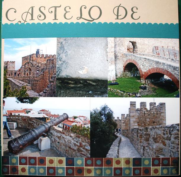 Castelo de Sao Jorge left