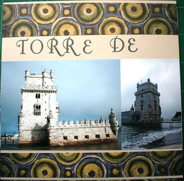 Torre de Belem left