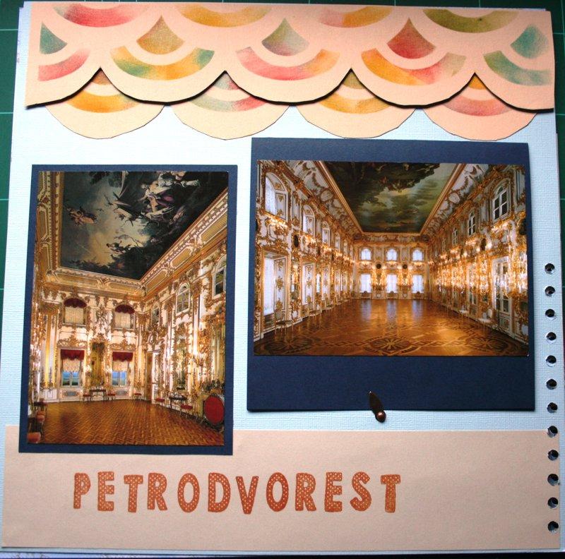 Petrodvorest (Peter's Palace)