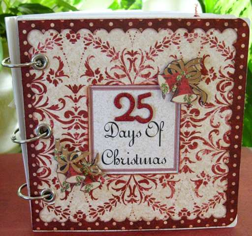 Front Cover-25 Days of Christmas Mini
