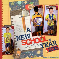 A new school year