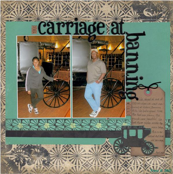 the carriage at banning mills
