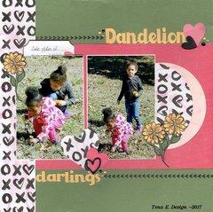 Dandelion Darlings