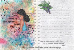 Art Journal Faith Pages 2