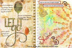 Art Journal Faith Pages 3
