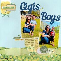 Gigi's Boys