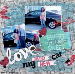 Love my New Car