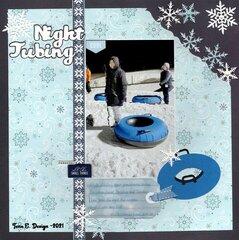 Night Tubing