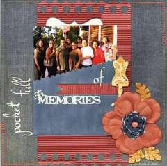 Pocket full of memories